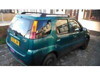 Suzuki Ignis for sale. Good runner, needs some mechanical work.