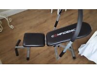 Confidence AB Master sit up gym equipment