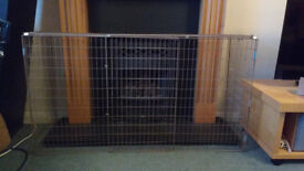 Extending Safety Fire Guard to fit your fire or woodburner