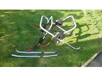 Exodus Rear High Mount 3 bike carrier