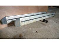 Aluminium running boards for Toyota Hilux mk3. £50