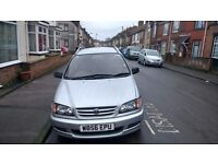 Well priced 6 seat MPV with 5 months MOT for sale