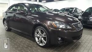 2012 Lexus IS 250 AWD, NAVI, 37KM