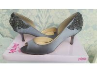 Pink Paradox London Shoes Size 8 (41)