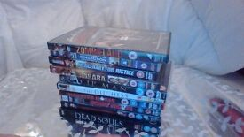 DVD Films in Tens GREAT Stocking Fillers!!!