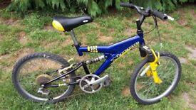 XPS Extreme Pro Kids Bike - Needs TLC but good bike