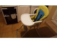Baby highchair by Babyway