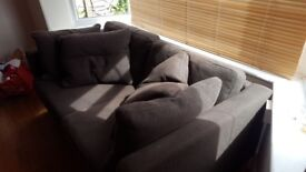 2 seater sofa - very comfy. good condition