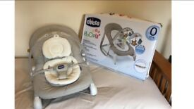 Chicco hoopler foldable rocker chair