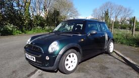 Mini One Full Service History, Very Good Condition with April 2018 MOT for sale in Pembrokeshire