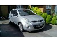Hyundai i20 Mot serviced 2009