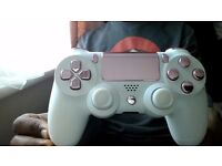 PS4 ROSE GOLD CONTROLLER FOR SALE WORKS PERFECTLY WELL