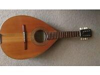 Prudencio Saez mandolin