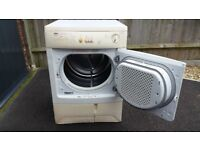 Zanussi condenser tumble dryer. Good working order .