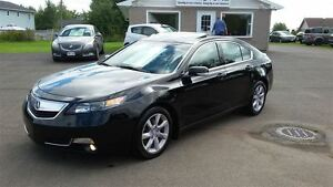 2014 Acura TL V6 Leather Sunroof Auto Loaded