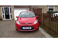Ford Fista excellent condition only 71000 miles