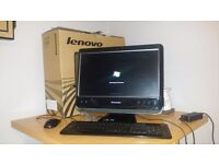 Lenovo C series used but still with box