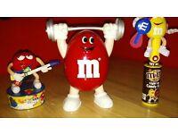 M & M Toy's!