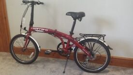 Carrera Intercity Bike (Excellent condition)