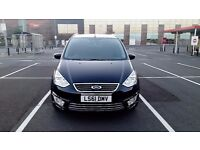 FORD Galaxy 2011 Automatic 2.0 Diesel MPV 7 Seats * Service History* 1 Previous Owner *HPI Clear
