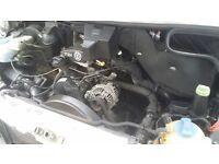 VW LT35 MEDIUM WHEEL BASE VAN