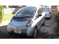 MITSUBISHI I MIEV (like smart car lwb)