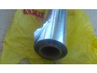 Professional catering aluminium foil (75 metres)