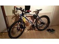 MTB Cube Attention large 29er bicycle with lots of extras! £339