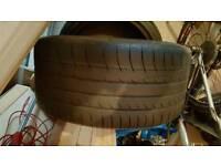 Michelin Pilot Sport N2 tyres 265/35/ZR19