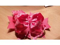 "Stunning Hair Bows 5"" all new"