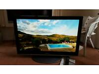 """42"""" Plasma Panasonic HD TV and with built in Freesat and Freeview (Flat screen) - & good for gamers"""