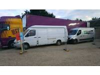 Sprinter LWB 2005 Spares & Repairs still drives