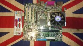MSI MS-6575 V3.1 Pentium 4 HT 2.66GHz SIS651 Motherboard