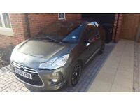 Citroen DS3 D Sport for sale. Genuine reason for sale. Bluetooth, cruise control, climate control