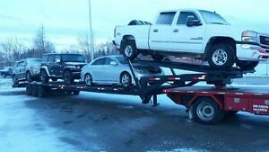 WILL SHIP YOUR VEHICLES TO ALBERTA CHEAP FULLY INSURED