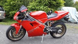 ducati 748 for sale