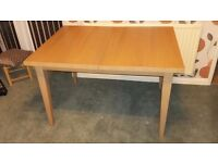 extendable dining room table (table only)