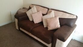 Sofa bed, inmaculate condition, only used as bed for visitors