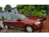 Vauxhall astra mk4 breaking only