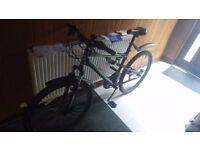 Muddyfox Livewire Dual Suspension Mens Mountain Bike 18 inch Frame 26 inch wheel size