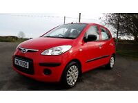 *!*BARGAIN*!* 2009 Hyundai i10 1.2 Classic **MOT'd 4th OCTOBER 2018** **£30 PER YEAR ROAD TAX**
