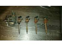 Ford focus diesel pump and injectors