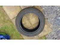 Part worn tyre. 255/50 ZR19. 107Y