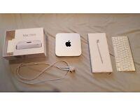 Apple 2014 Mac mini (MGEN2B/A), Intel Core i5, 8GB RAM, 1TB (5400rpm) & Wireless Keyboard