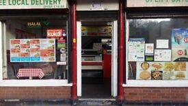 PIZZA SHOP CLOSE TO CITY CENTRE FIVE WAYS FOR SALE