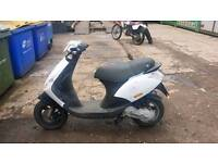 PIAGGIO ZIP 70CC, SWAPS FOR SOMETHING GEARED