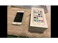 iPhone 5S 16gb O2, boxed, very good condition
