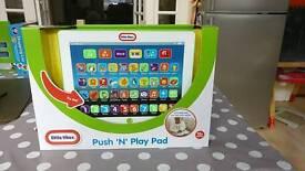 Push 'N' Play Pad