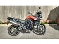 Triumph Tiger XC 800 ABS (2011) ***Looking for quick sale - Genuine reason***
