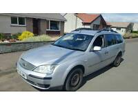 Mondeo estate swap for 7 seater